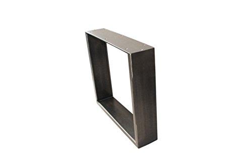 rapa plateau pour table design r tro table ch ssis design industriel m tal acier armature de. Black Bedroom Furniture Sets. Home Design Ideas